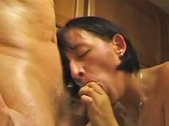 Amateur Girlfriend Threesome In A Camping Car