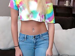 Meet Marina Sexy Blonde Goddess