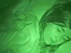 Hardcore Brunette Being Fucked During Sleeping
