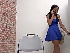 Sexy Ebony Teen Takes A White Cock At The Gloryhole Upornia Com