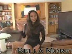 Black Dick For Pretty Mocca Girl