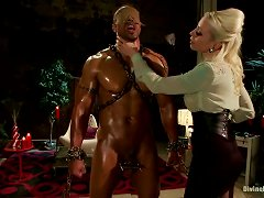 Lorelei Lee Tortures Robert Axel Before Destroying His Ass With A Toy