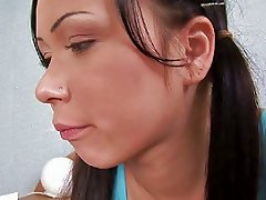 Emily Pigtails Anal Teen Troia Bello Duro Per Bene In