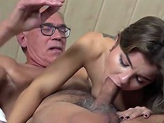 Dirty Young Girl Secretly Lusting For Old Dick Porn Videos