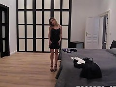 Escort Casting Law Student Makes Extra Money Doing Anal