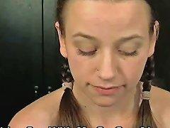 Fascinating Webcam Girl Nude Play