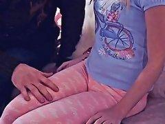 Tiny Teenie Piper Perri Screwed On Sofa